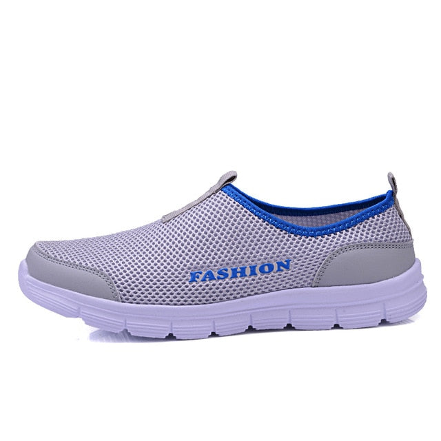 10d1afd102f9 ... JKPUDUN Unisex Summer Breathable Mesh Men Shoes Lightweight Sneakers Men  Fashion Casual Male Shoes Brand Designer ...