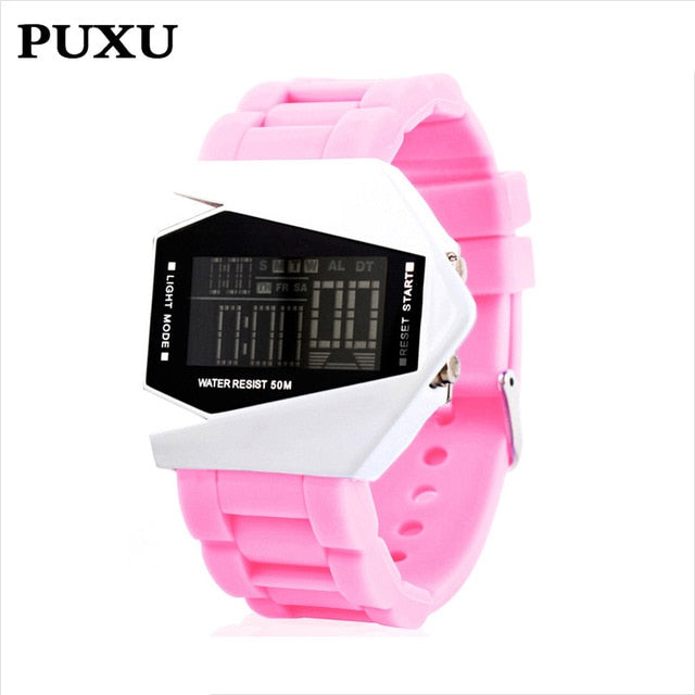 Watches The Cheapest Price Fashion Electronic Student Movement Wristwatches Gift Children Safety Wristbands Boy Waterproof Clock Men Women Relojes 2019 100% Guarantee