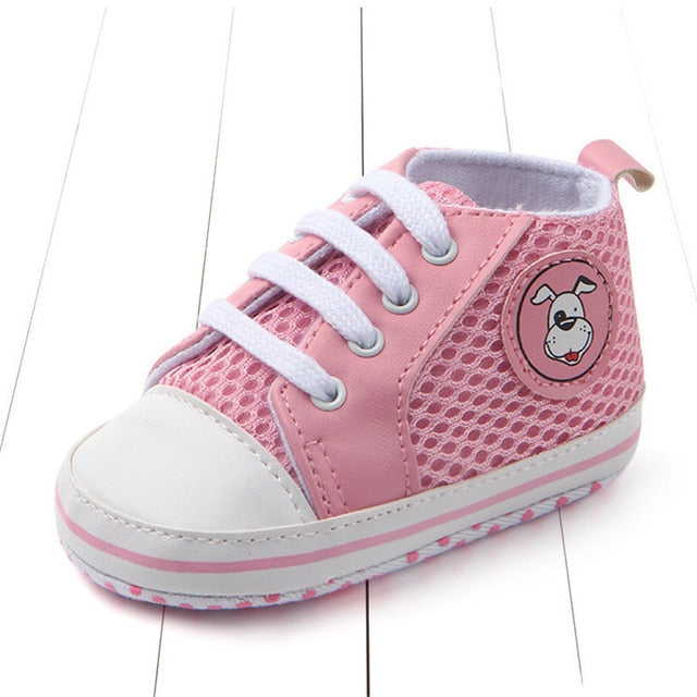 d1616d700 ... New Baby Breathable Shoes Canvas Shoes Sports Sneakers Newborn Baby  Boys Girls Shoes Infant Toddler Soft ...