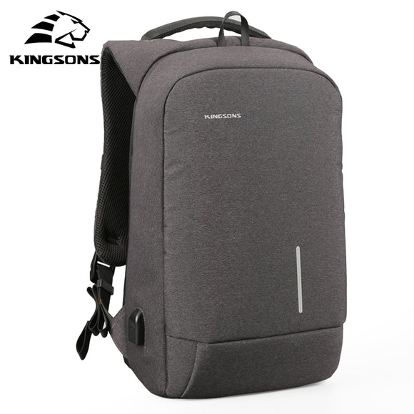 9770c6d1cb Kingsons 2018 New Business Men Backpack Laptop Travel Bag Casual Anti Theft  Fashion Backpack Male Mochila