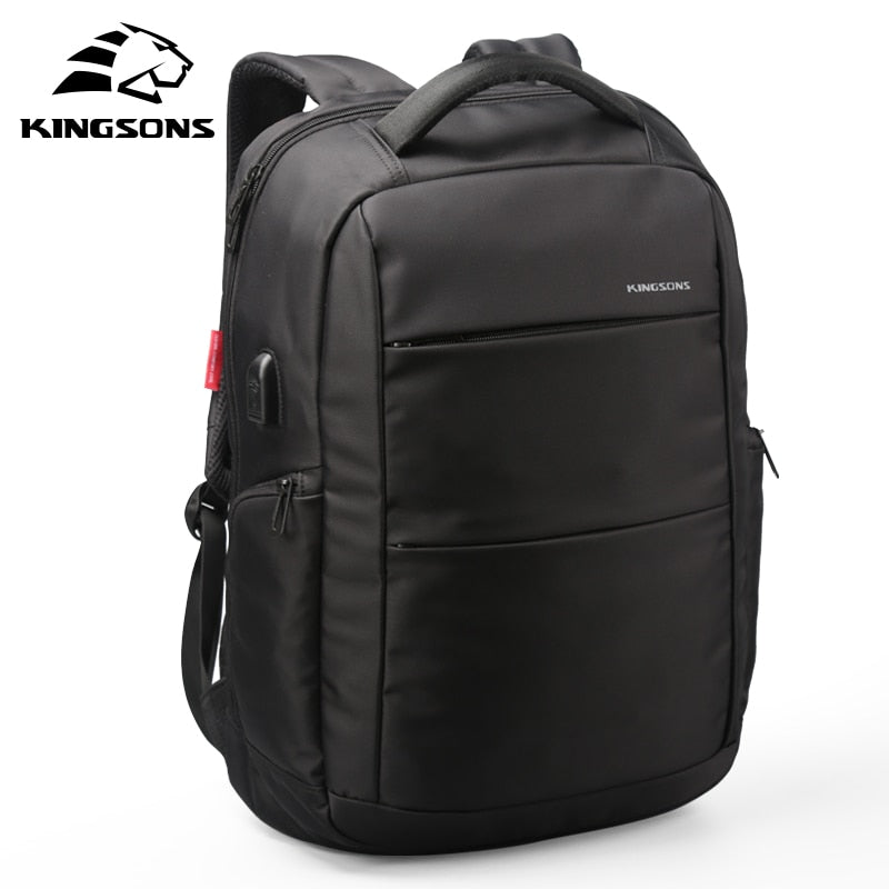 92b3c48d48 Kingsons 2018 Laptop Bag Anti Theft Business Travel New Men Backpack 15.6  Inch Fashion Backpack Male ...