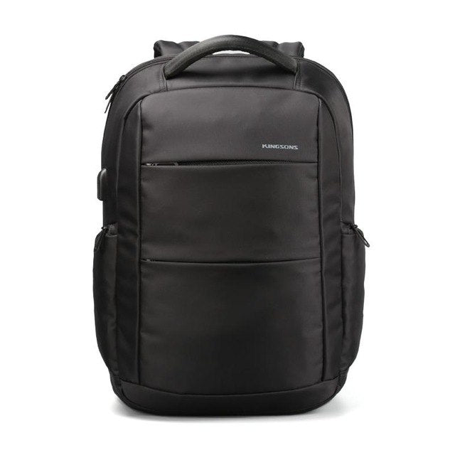 6c8a680548 ... Kingsons 2018 Laptop Bag Anti Theft Business Travel New Men Backpack  15.6 Inch Fashion Backpack Male ...