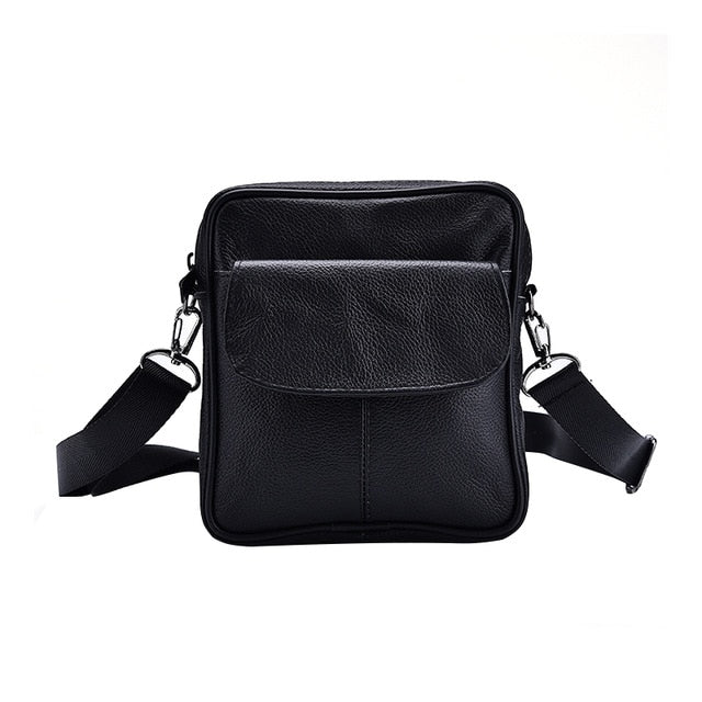 0895652f1 ... Business Men's Genuine Leather Messenger Bag Large Capacity Real  Leather Shoulder Bags Casual Crossbody Bags For ...