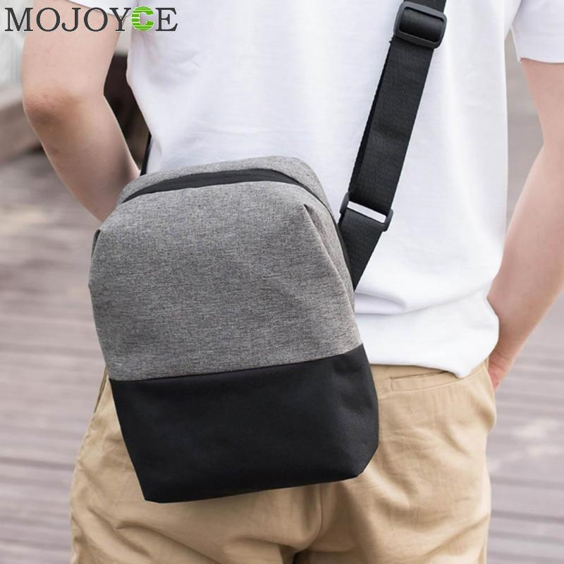 3fb57554a Men Bag 2018 Fashion Shoulder Bags High Quality Nylon Waterproof Casual  Messenger Bag Business Men's Casual ...