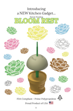 Spoon Blossoms - Patent Pending Bloom Rest