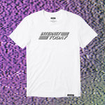 INTERNET TODAY® | HEADLINE V2 TEE (WHITE)