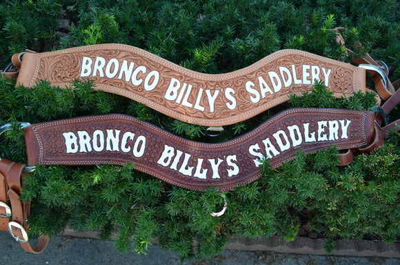 Bronco Billy Tripping Collar (BBL-Trip)