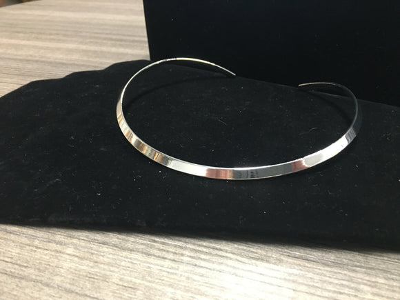 Solid Silver Choker (NSSSICH)