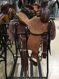 "10"" Youth Ranch Saddle"