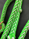 Martha Josey's 8 Foot Super Knot Barrel and Pole Reins