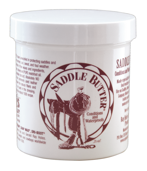 Roy Hole's Saddle Butter (BUTTER)