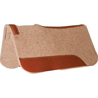 Contoured Wool Junior Pad