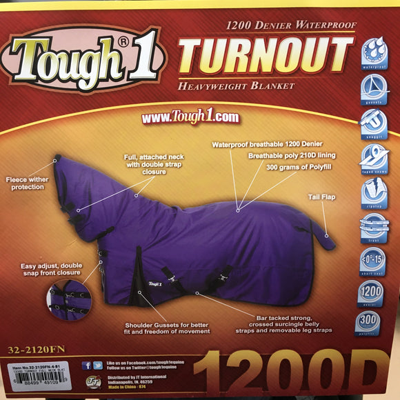 Turnout Blanket (32-2120F)
