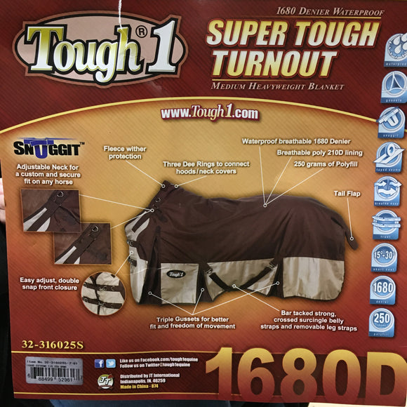 Turnout Blankets (32-316025S)