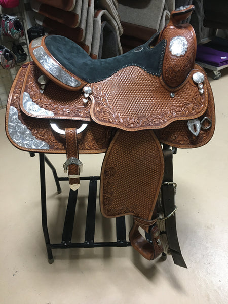 "15"" Benchmark saddle (20-849)"
