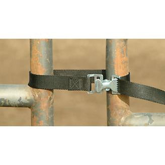 4 Foot Black Gate Strap (8973)