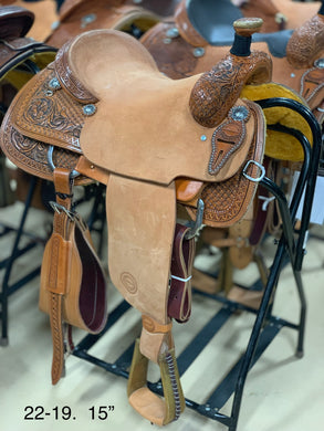 team roping saddles
