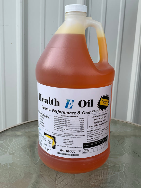 Health E Oil Gallon