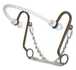 Antique Little Brown S Hackamore
