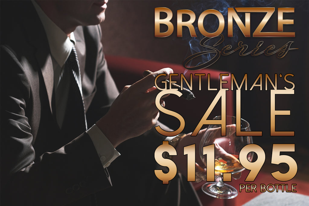 Bronze Series Gentleman's Sale