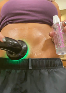 Body Serum INCLUDED with my Cavitation Sonic 6-1 Infrared with EMS Therapy - Tricia Grace