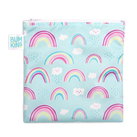 Large Snack Bag - Rainbow