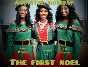 """The First Noel"" Anna Nichole feat. Mikki High"