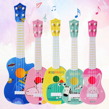 Pudcoco Children Kids Guitar ukulele Acoustic Musical Toy Instrument Music Toy Hot Baby Education Learning Toys