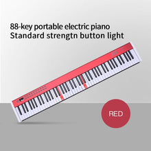 high quality 88 key promotional usb MIDI digital electronic Controller keyboard piano musical instrument synthesizer
