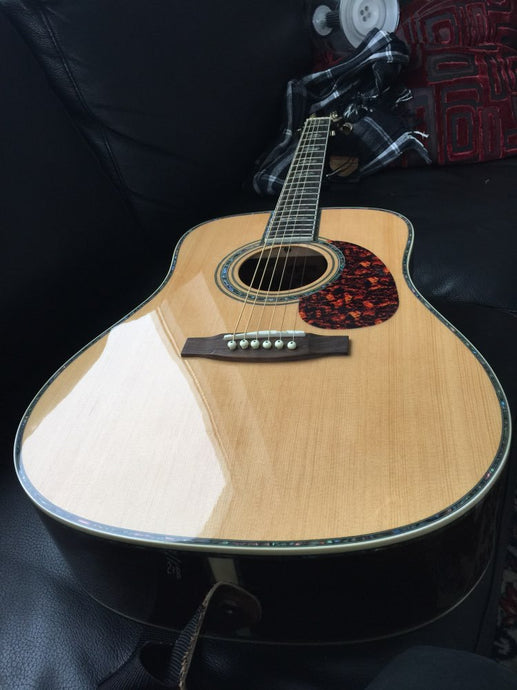 Acoustic Electric Guitar 41 inch D