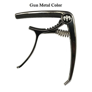 IM Guitar Capo with Bridge Pin Remover Fit for Acoustic Guitar Electric Guita and Ukulele