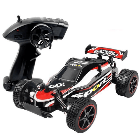 Image of 2WD RC Racing Car