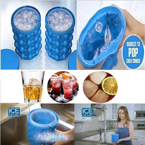 Image of Genie Ice Cube Maker