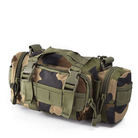Image of Army Style Outdoor Travel Sports Bag