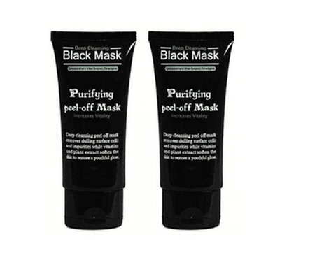 Peel Off Deep Cleansing Black Mask