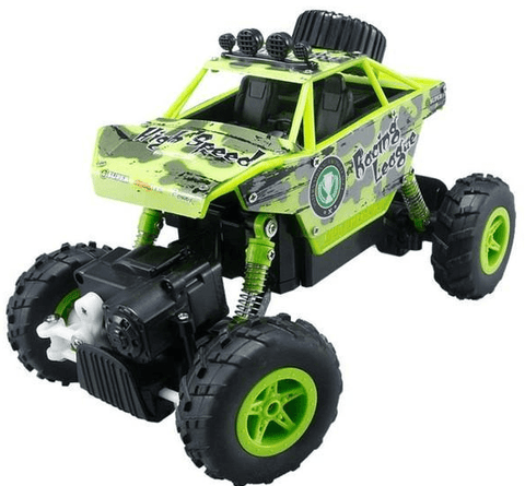 Image of 4WD RC Monster Truck