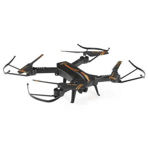 Image of Jetblack Selfie Quadcopter Drone