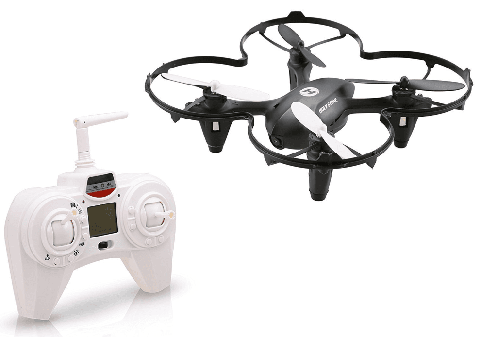 Mini Black Quadcopter Drone with HD Camera