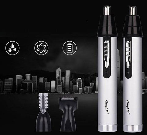 Image of 3 in 1 Electric Nose Hair Trimmer