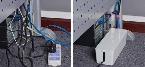 Image of Cable Management Outlet Box