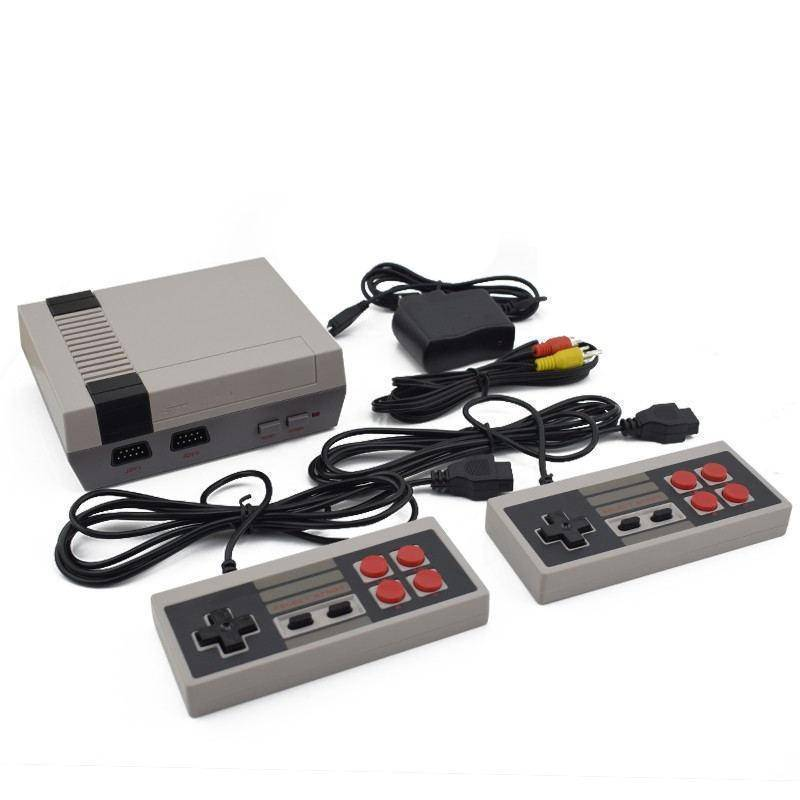 600 Mini Retro Classic Game Console  Built-In 600 Games