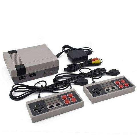 Image of 600 Mini Retro Classic Game Console  Built-In 600 Games