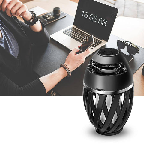 Image of Flame Stereo Bluetooth Speaker