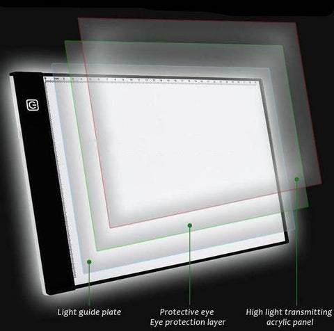 Image of LED Light Box Tracing Kit