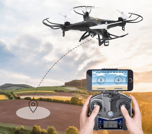RC Quadcopter Drone with Altitude Hold