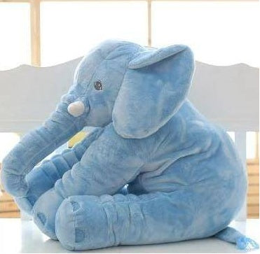 Image of Huge Elephant Pillow Plush Toy Doll