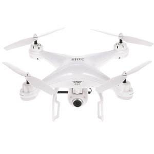 Classic White 2.4G 4CH RC Quadcopter Drone