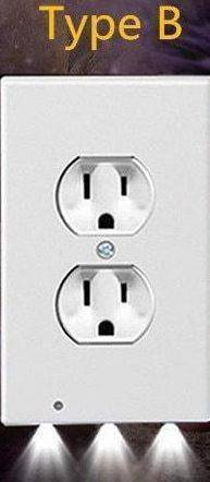 Image of Night Light Outlet Covers