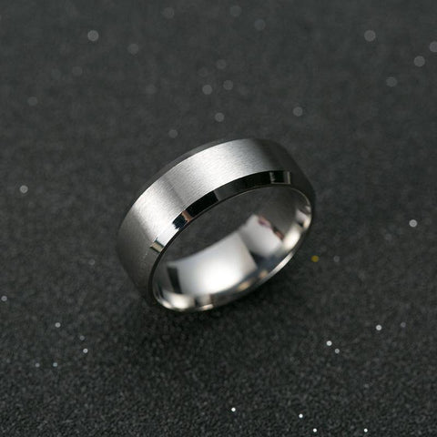 Image of Titanium Ring-Unisex