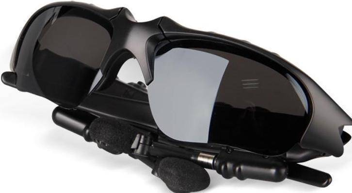 Wireless Bluetooth Sunglasses with Headset
